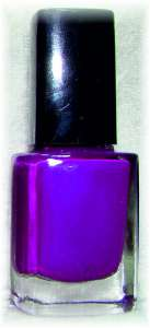 Stamping Lack schnelltrocknend 12ml Metallic Purple